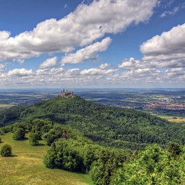 Germany - Hollhenzollern Castle