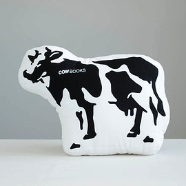 COW BOOKS|UNISEX - PADDED COW #WHITE [COW-081]
