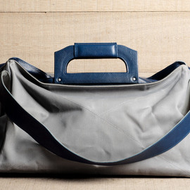 hard graft - Square1 Holdall / Ocean