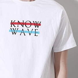 Know Wave - Logo Tee