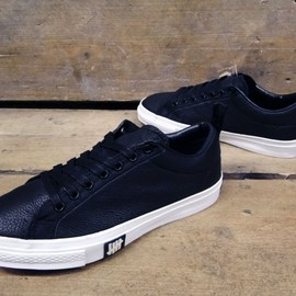 Converse - Converse x Undefeated Ballistic Black Pack (Low)