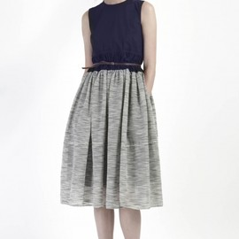 carven - Dress in two tone