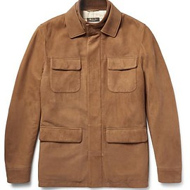 Loro Piana - Nubuck Field Jacket