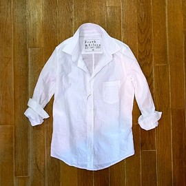 Barry Classic Shirt (White)