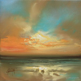 Scott Naismith - Soft Sky Study