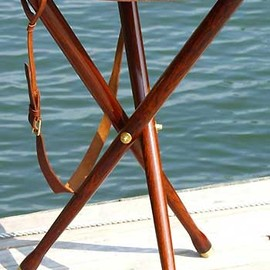 Three Legged Hunting Stool