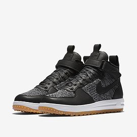 NIKE - Lunar Force 1 Flyknit Workboot