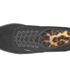 VANS   - authentic lo pro Leopard