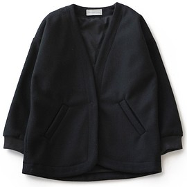 Objects Without Meaning - Bed Jacket (black)