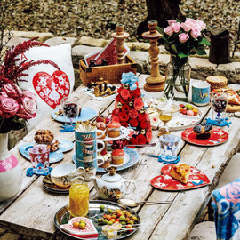 Afternoon Tea - Alice in TEA PARTY