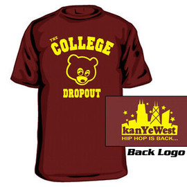 KANYE WEST - COLLEGE DROPOUT T-SHIRT