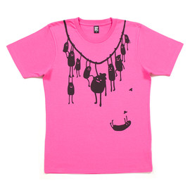 graniph - Shadow Monster Necklace