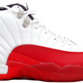 NIKE - AIR JORDAN 12 (XII/White Red Original)