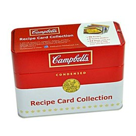 Campbell's - Campbell's Recipe Card Collection Box