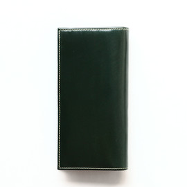 Whitehouse Cox - S9697 LONG WALLET/Green