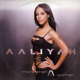 Aaliyah - More than a woman / J Records