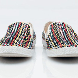 Rivieras - Lord Zelco Mesh-Woven Espadrilles