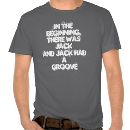 zazzle - In the beginning there was Jack Tシャツ