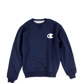 Champion - Champion Big C Super Crew - Navy