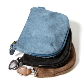 hobo - Water Resistant Leather Pouch S