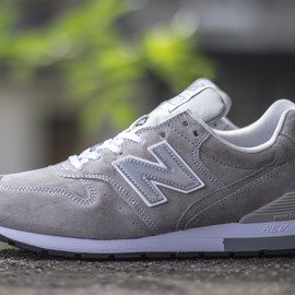 New Balance - MRL996 STEEL(DG)