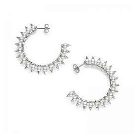 TASAKI - danger tribe large earrings