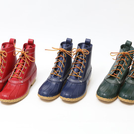 MAIN HUNTING SHOE - L.L.Bean×BEAMS