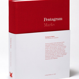 Pentagram - Pentagram: Marks: 400 Symbols and Logotypes