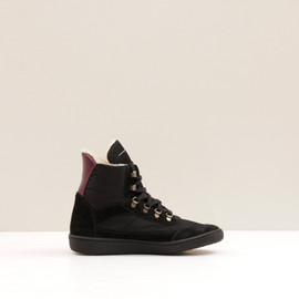 MM6 - Snow Sneakers- Black