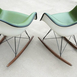 Herman Miller Eames Chair.