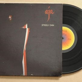 Steely Dan - Aja (Vinyl: ABC AB1006 U.S.early press)