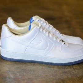 Nike - NIKE AF1 DOWNTOWN QS WHITE/WHITE
