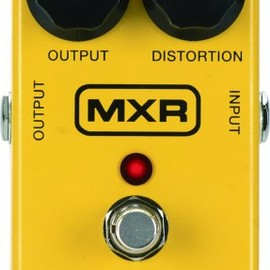 mxr - Mxr M104 Distortion+ Effect Pedal