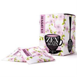 CLIPPER - Organic Zen Again, Lemongrass, Eucalyptus and Ginkgo Infusion 20 bags