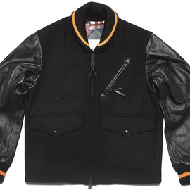 nanamica - Stadium Jacket
