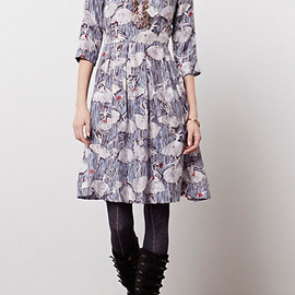 Anthropologie - Bourgeois Dress