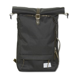 nanamica - 3 Way Briefcase - Khaki