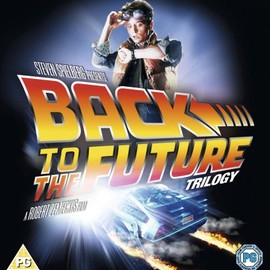Robert Zemeckis - Back to the Future Trilogy [Blu-ray]