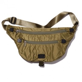 hobo - Rip Stop Nylon 66 Waist Shoulder Bag