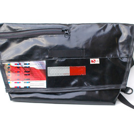 Mariclaro - Recycled Courier Bag