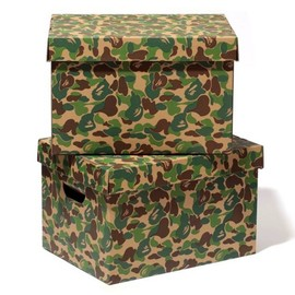 A BATHING APE - ABC STORAGE BOX