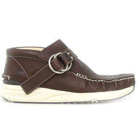 visvim - SKYNYRD DOUBLE RING MOCCASIN