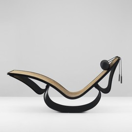 OSCAR NIEMEYER - Rio chaise lounge