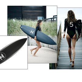 CHANEL - Chanel's surfboard