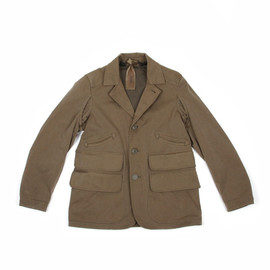 TEN C - Hunter Jacket - Olive