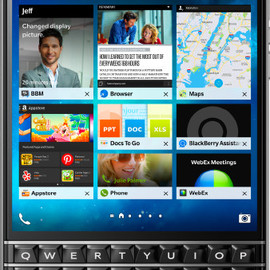 BlackBerry - Passport