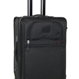 TUMI - 22022 Alpha Frequent Traveler 22-inch Framed Expandable Carry-on