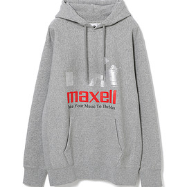maxell - 【maxell×10C】BLOWN AWAY GUY HOODIE