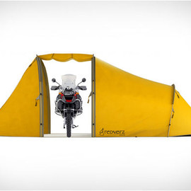Redverz gear - 人馬一体テント Series II Expedition Tent