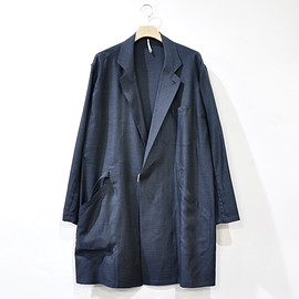m's braque - WORK COAT with BELT